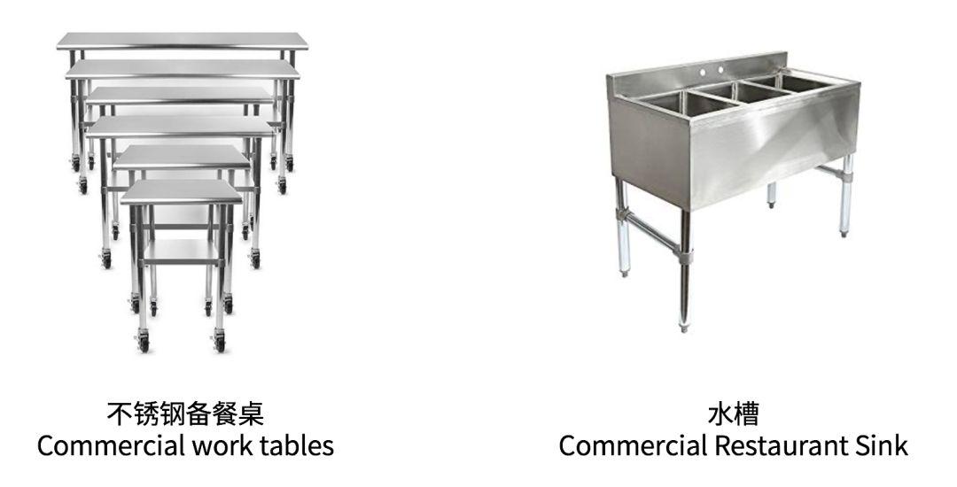 深度解析欧美日高商用餐厨分类