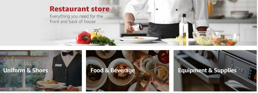 亚马逊热卖:商用餐厨分类在Amazon Business上采购增长崛起的动因