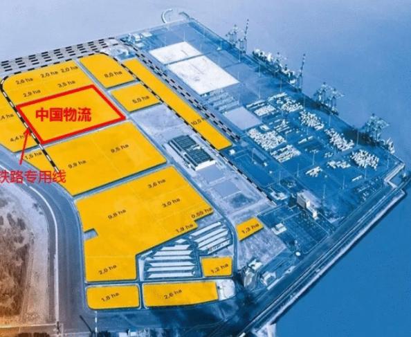 中国物流中心即将落户德国威廉港