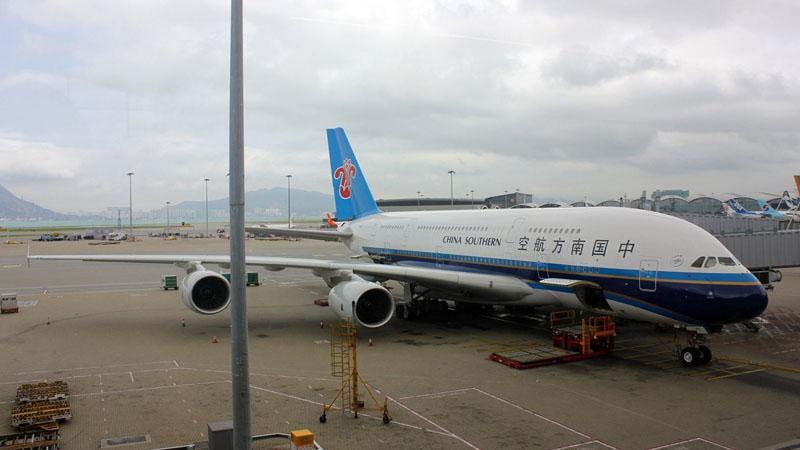 南航公布:关于香港相关机票特殊处理的通知