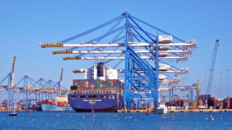 """跨太平洋运价仍""""受制于中美贸易战"""""""