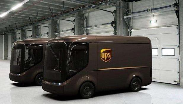 UPS鼓励购物者领取包裹