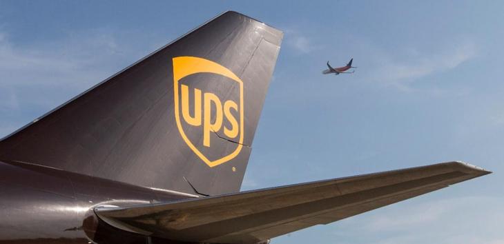 UPS根据包裹大小启动统一运费