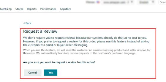 """亚马逊""""request a review""""靠谱吗?要怎么用"""