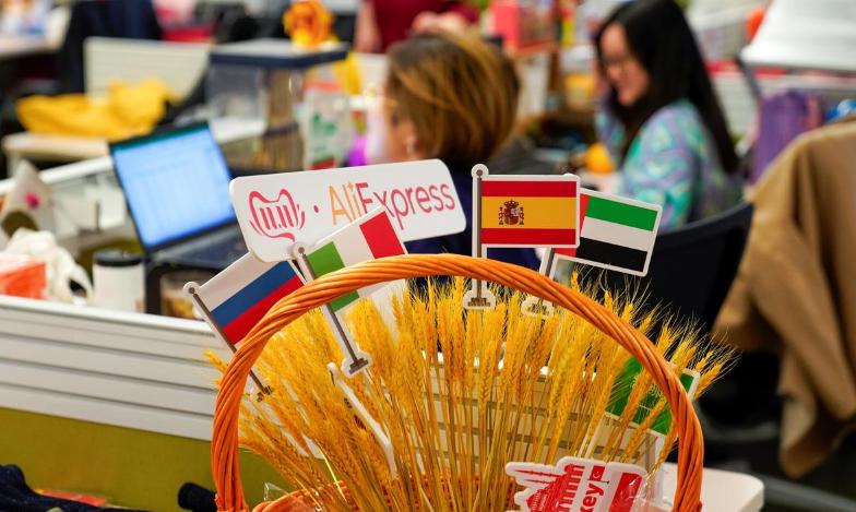 阿里巴巴在欧洲击败亚马逊以吸引谨慎品牌