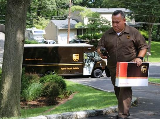 UPS董事长:通过包装感染COVID-19的风险很低,用户请放心!