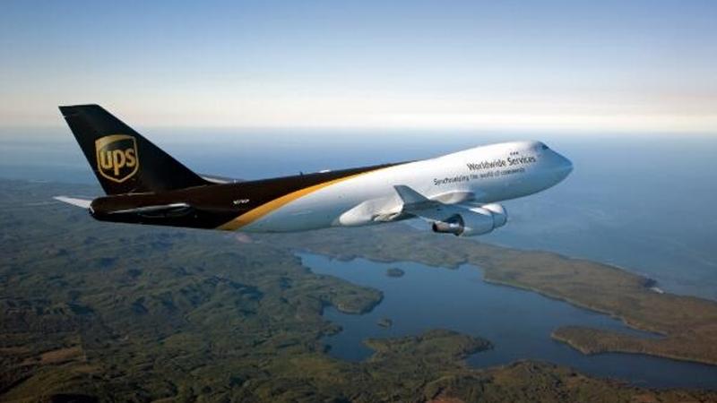 提醒:UPS暂停意大利以下城市的提货和派送业务