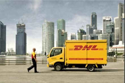 美国DHL专线