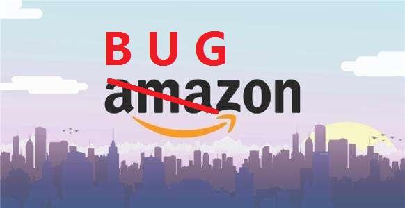 亚马逊又出bug,时间暂停销量暴跌?
