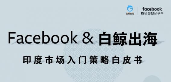 Facebook&白鲸出海:2019印度市场入门策略白皮书