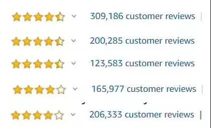 什么骚操作!卖家一夜之间暴涨100万个VP评价!