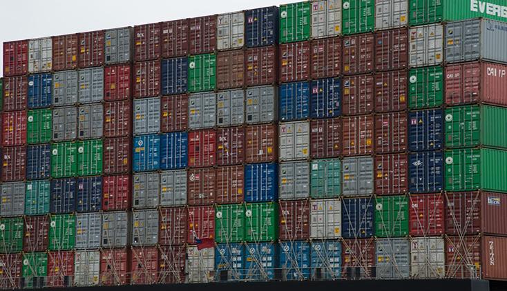 洛杉矶港公开反对对中国商品征收新关税