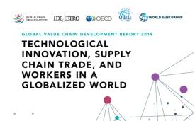 WTO:2019年全球价值链发展报告