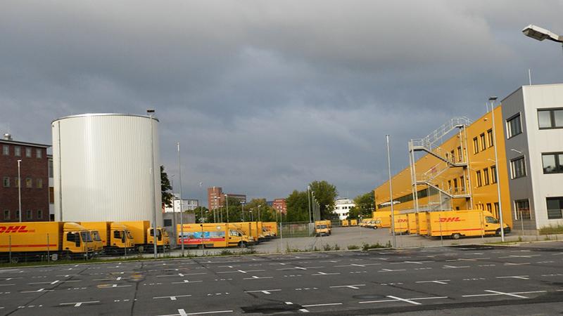 DHL缩减德国业务,减少德国亚马逊送货上门服务
