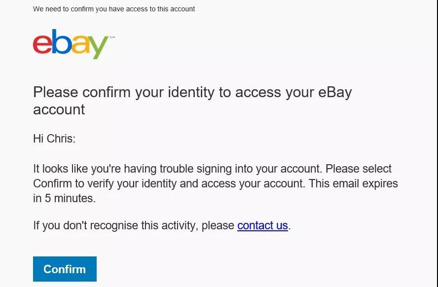 最新eBay两步验证操作手册!让你的账户更安全
