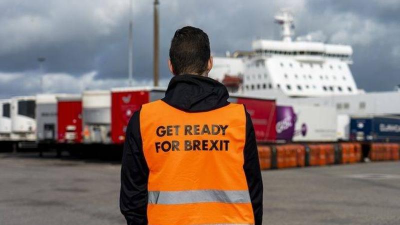因英国延期脱欧:鹿特丹港暂停无协议脱欧准备