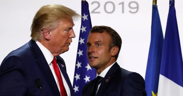 特朗普政府提议对价值24亿美元的法国商品加征新关税
