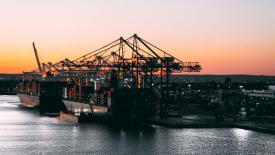 中美海运运价上涨5%
