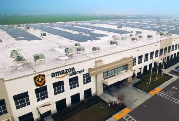 亚马逊计划在美国新增33个配送中心,配送书籍、电子产品和玩具……