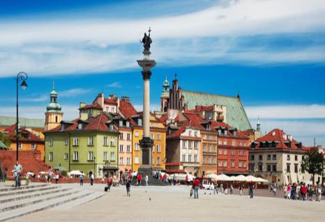波兰海运专线介绍,波兰专线物流公司