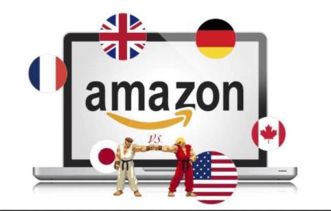 怎么在亚马逊全球开店注册欧洲站?
