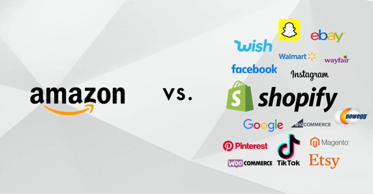 """1200亿美元!Shopify和它的""""反亚马逊联盟"""""""