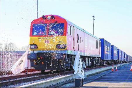 到欧洲铁路专线时效多久?